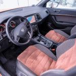 Seat Ateca 8 150x150 Test: Seat Ateca 1.4 TSI   pomarańczowa rewolucja