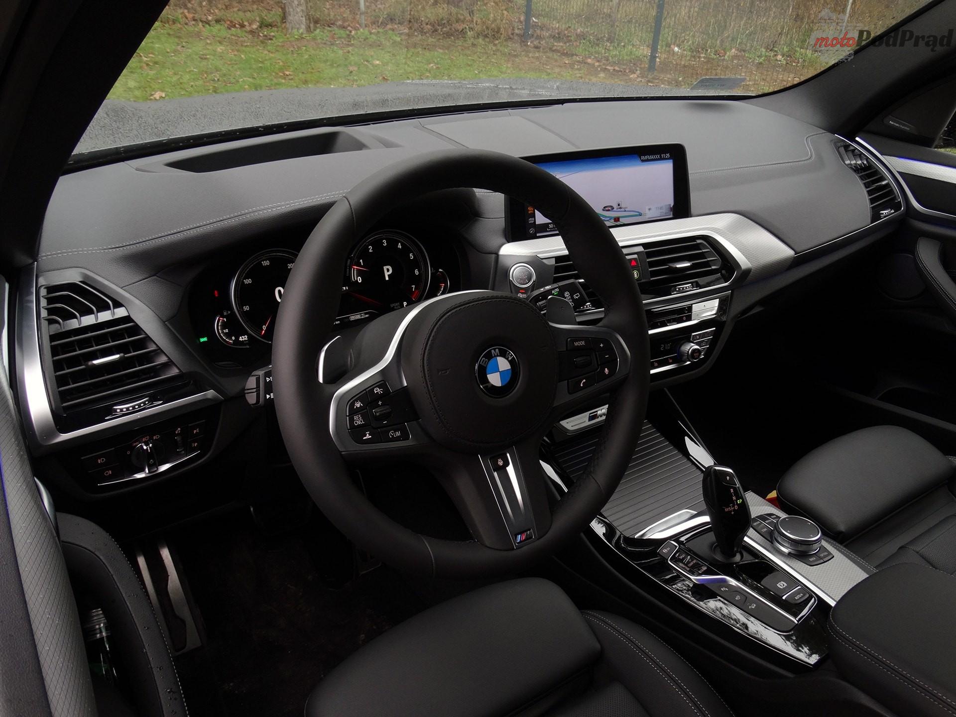 bmw x3 2018 m40i 10 Test: BMW X3 M Power   krótka przygoda
