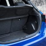 toyota yaris hybrydowa hybrid 2017 selection bagażnik tył 150x150 Test: Toyota Yaris Hybrid Selection   chłodna kalkulacja?