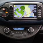 toyota yaris hybrydowa hybrid 2017 selection ekran kokpit nawigacja 150x150 Test: Toyota Yaris Hybrid Selection   chłodna kalkulacja?