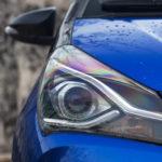 toyota yaris hybrydowa hybrid 2017 selection maska reflektor lampy 150x150 Test: Toyota Yaris Hybrid Selection   chłodna kalkulacja?
