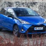 toyota yaris hybrydowa hybrid 2017 selection półprofil maska niebieska bok 1 150x150 Test: Toyota Yaris Hybrid Selection   chłodna kalkulacja?