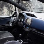 toyota yaris hybrydowa hybrid 2017 selection panel deska kokpit 150x150 Test: Toyota Yaris Hybrid Selection   chłodna kalkulacja?