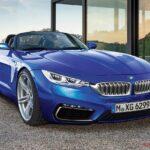 2018 bmw z5 rendering front three quarter 150x150 Przegląd przyszłych Mercedesów, Audi, BMW...