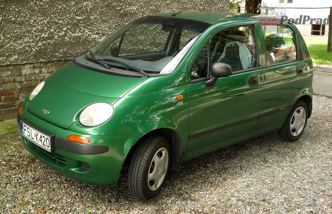 1280px Daewoo matizjoy sł Piękni dwudziestoletni: modele, które kończą w tym roku 20 lat