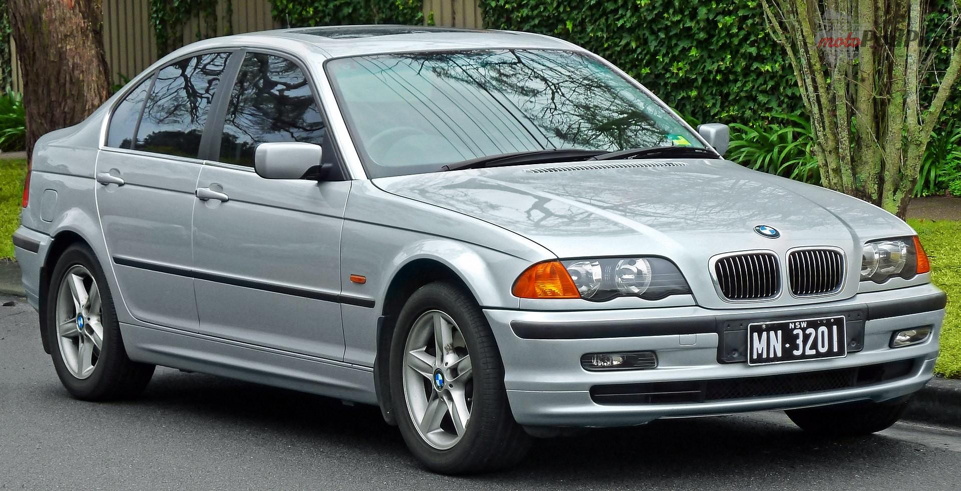 1920px 1998 2001 BMW 328i E46 sedan 2011 07 17 01 Piękni dwudziestoletni: modele, które kończą w tym roku 20 lat