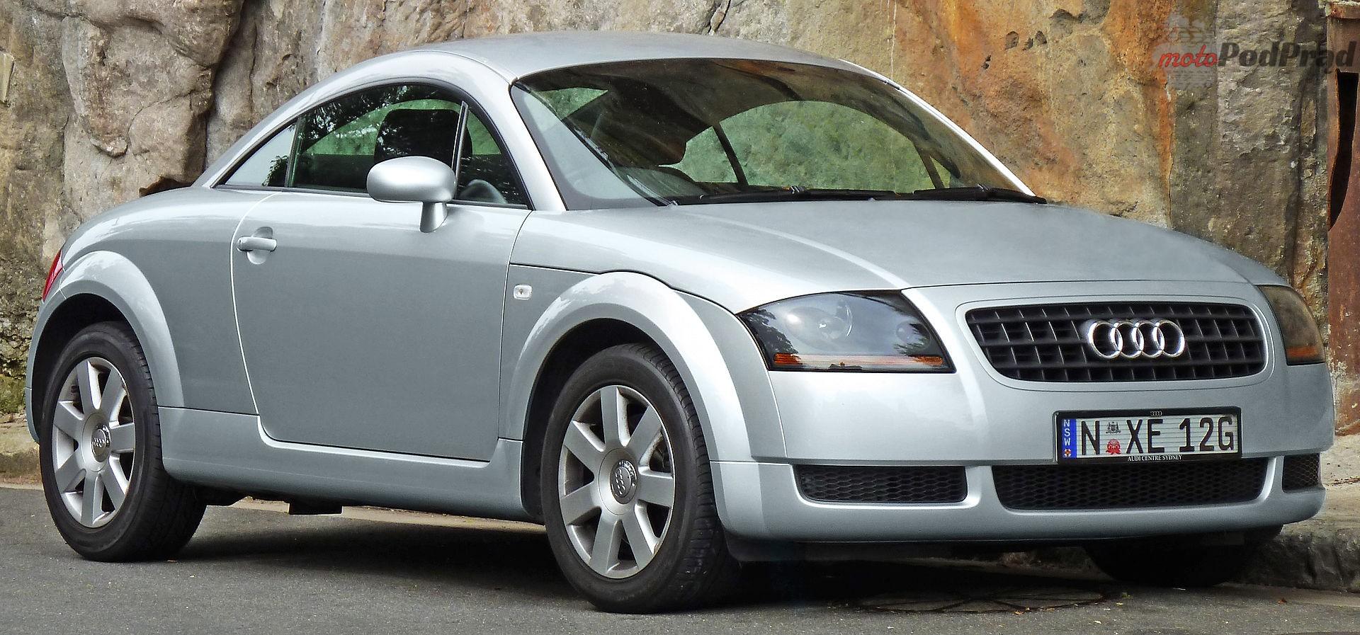 2003 2006 Audi TT 8N 1.8 T coupe 2011 11 08 01 Piękni dwudziestoletni: modele, które kończą w tym roku 20 lat