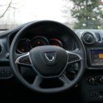 Dacia Sandero 32 150x150 Test: Dacia Sandero 1.0 75 KM   w cenie dodatków