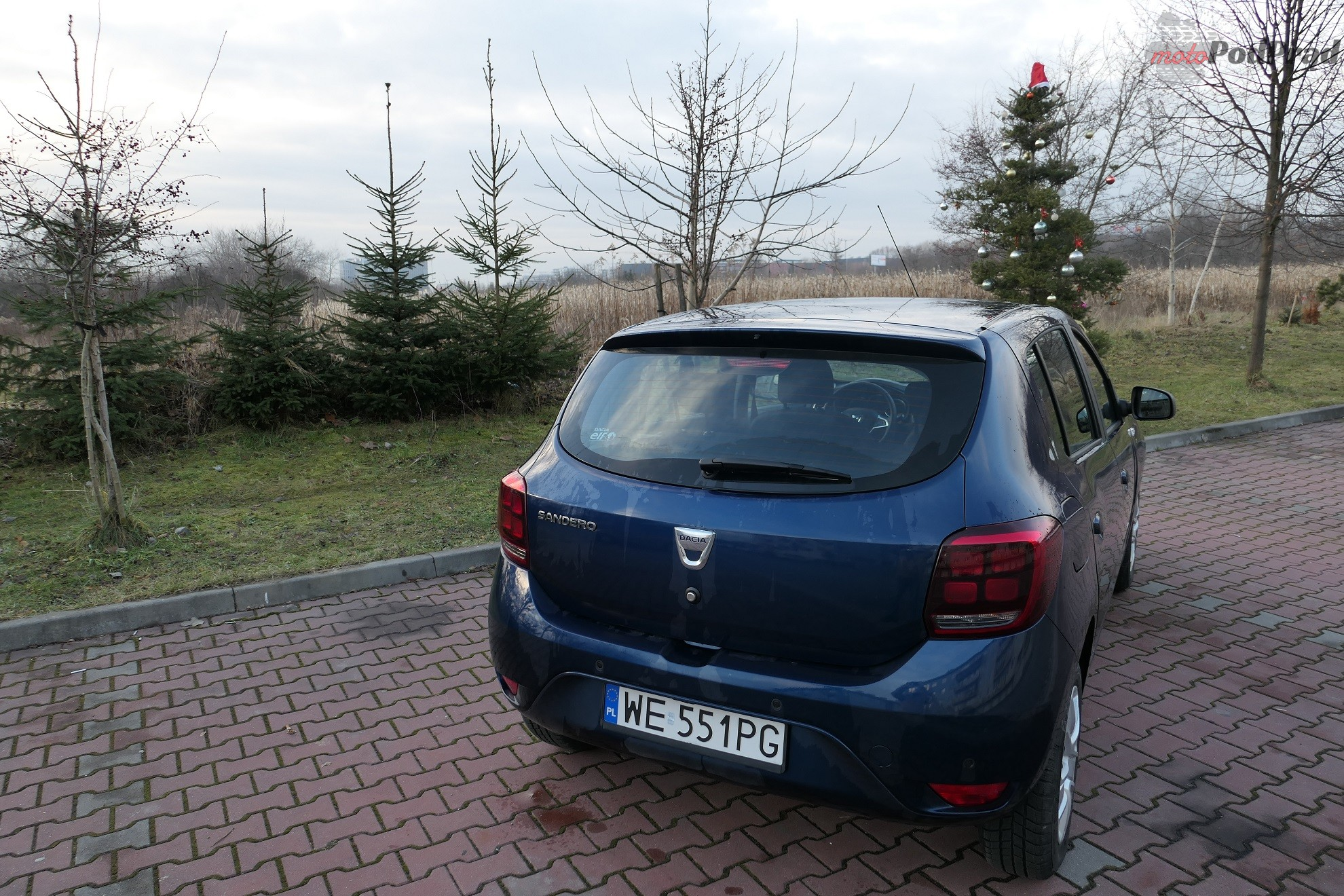 Dacia Sandero 5 Test: Dacia Sandero 1.0 75 KM   w cenie dodatków