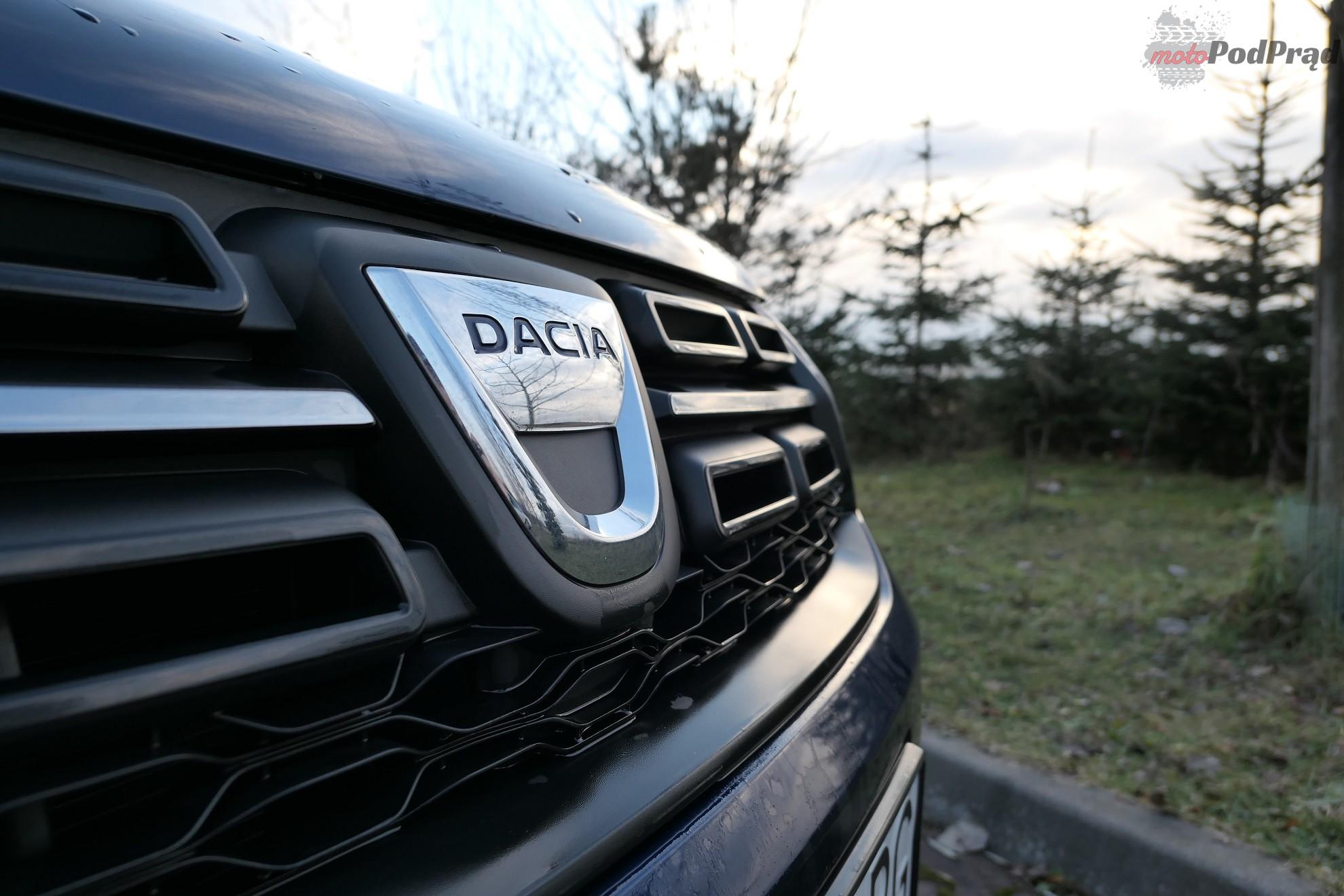 Dacia Sandero 6 Test: Dacia Sandero 1.0 75 KM   w cenie dodatków