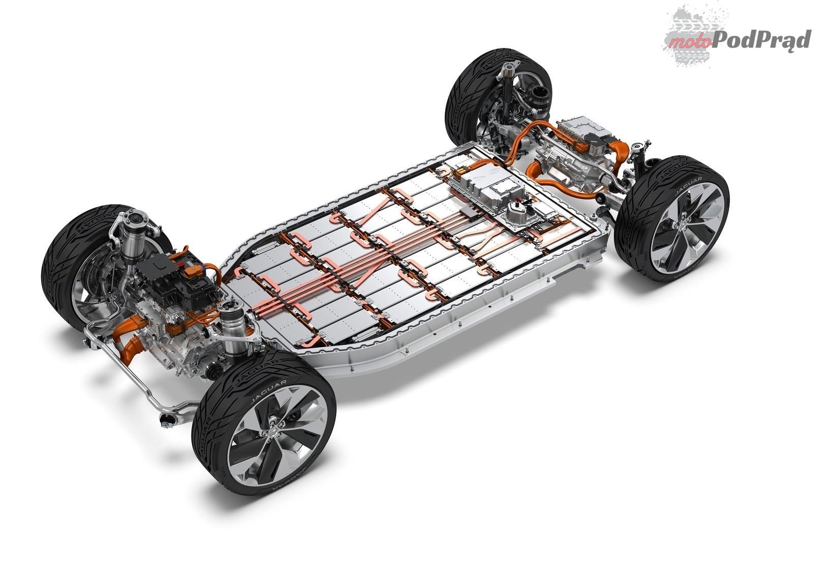 Jaguar I Pace Concept 2016 1600 88 Następny Jaguar XJ będzie elektryczny?