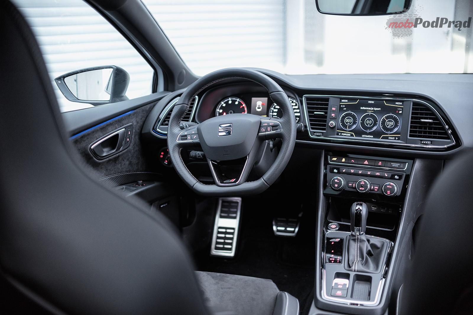 Seat Leon Cupra 23 Test: Seat Leon Cupra 300 KM   coraz lepszy