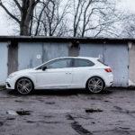 Seat Leon Cupra 38 150x150 Test: Seat Leon Cupra 300 KM   coraz lepszy