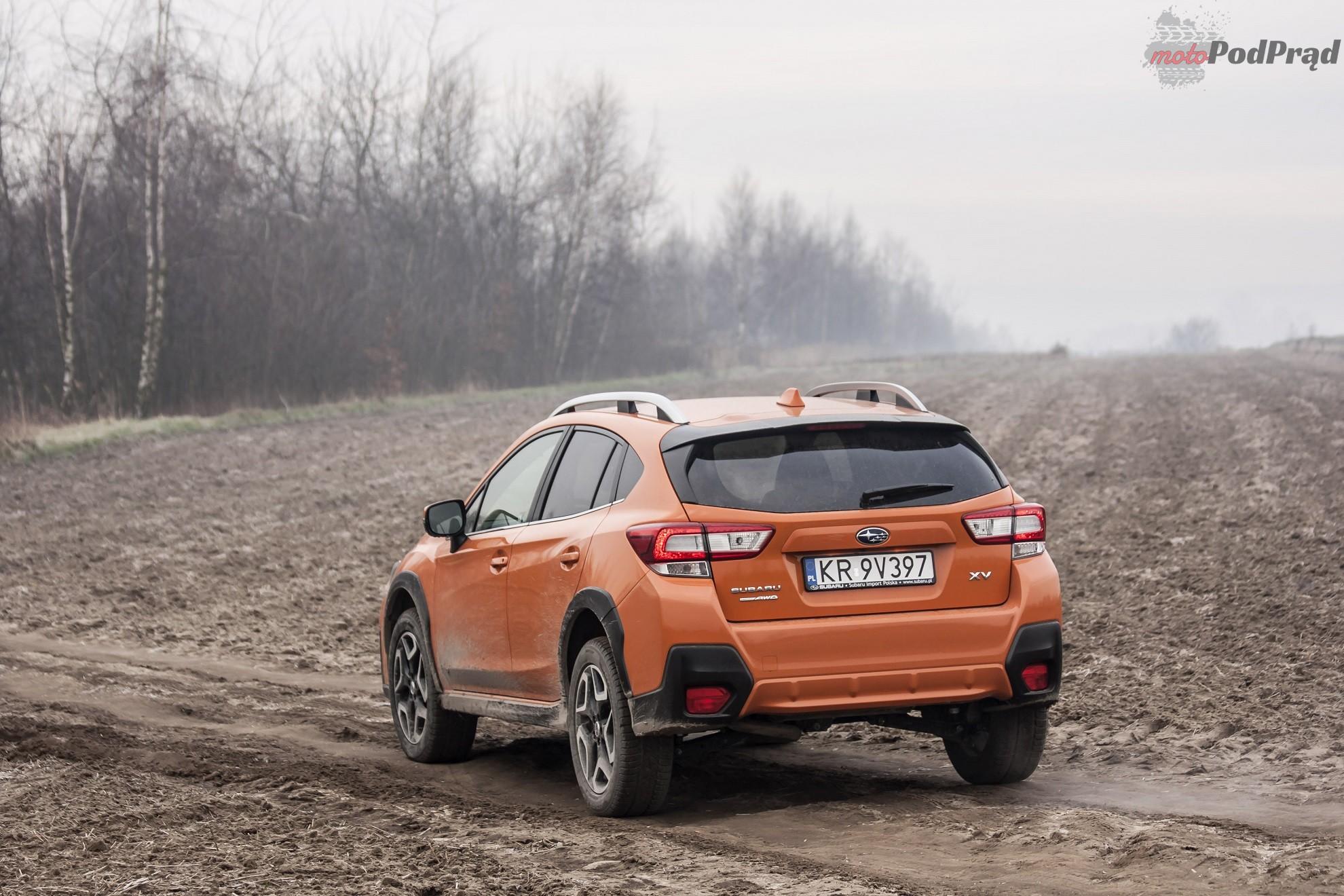 Subaru XV 2 Test: Subaru XV – trochę kusi