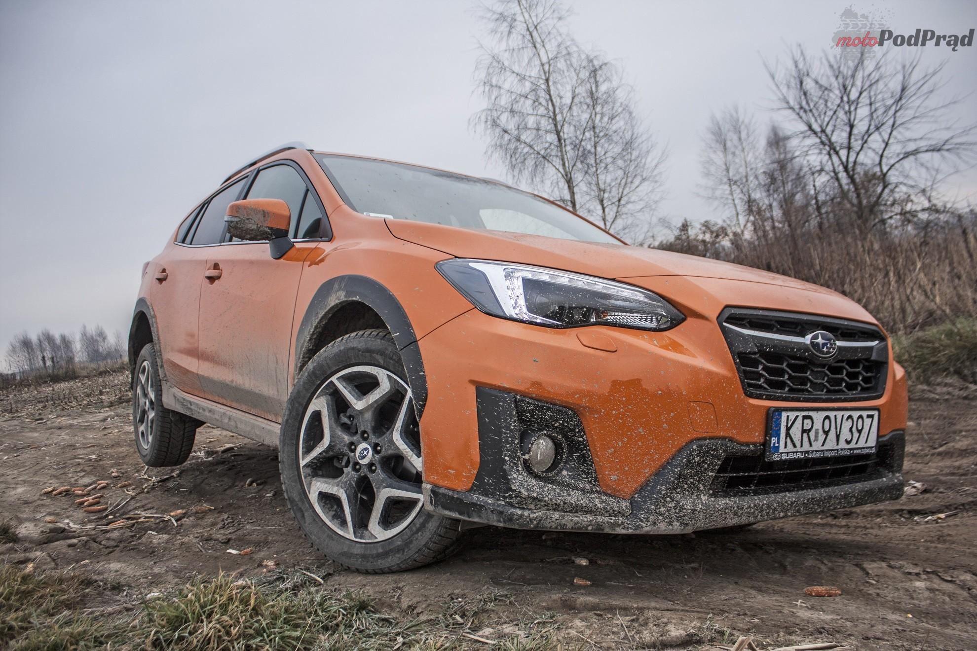 Subaru XV 25 Test: Subaru XV – trochę kusi