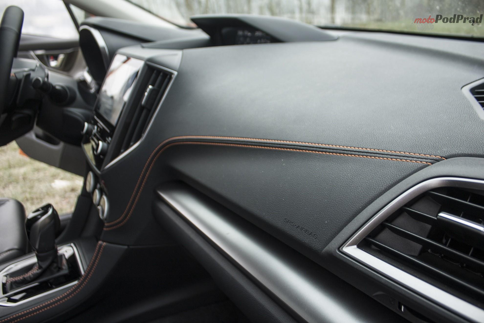 Subaru XV 5 Test: Subaru XV – trochę kusi