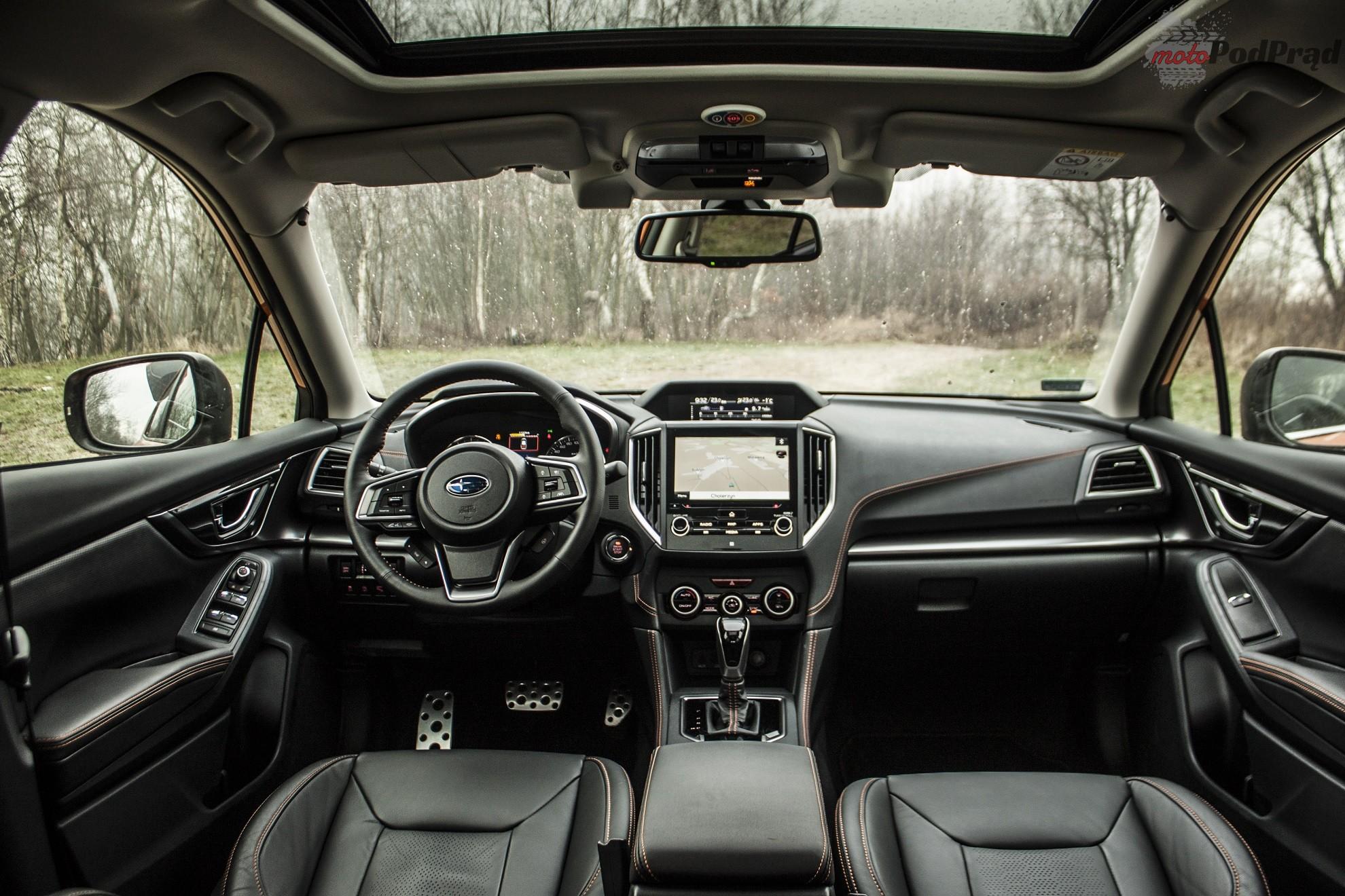 Subaru XV 6 Test: Subaru XV – trochę kusi