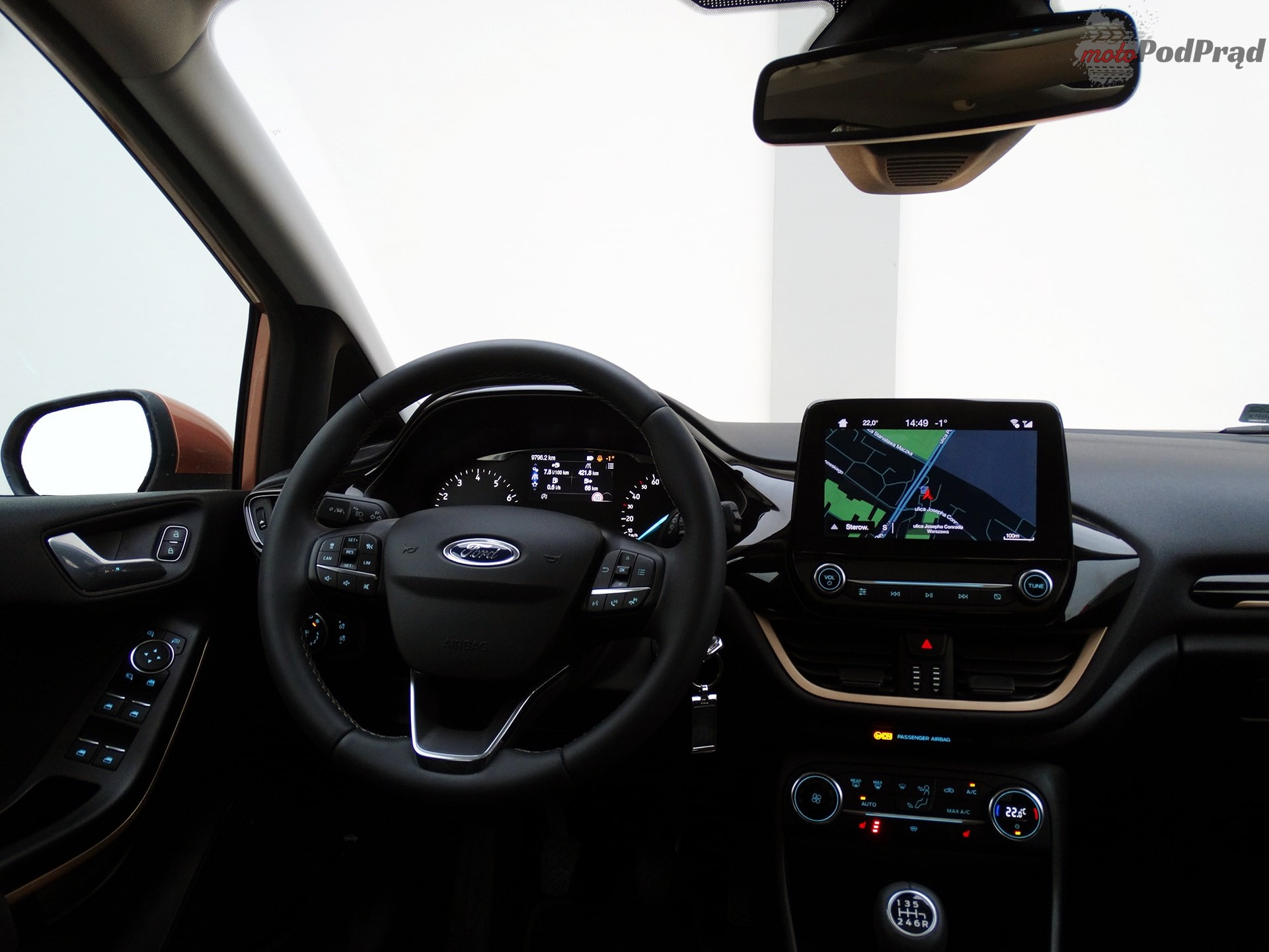 ford fiesta 10 Test: Ford Fiesta Titanium 1.0 EcoBoost 125 KM   ani trochę obiektywnie