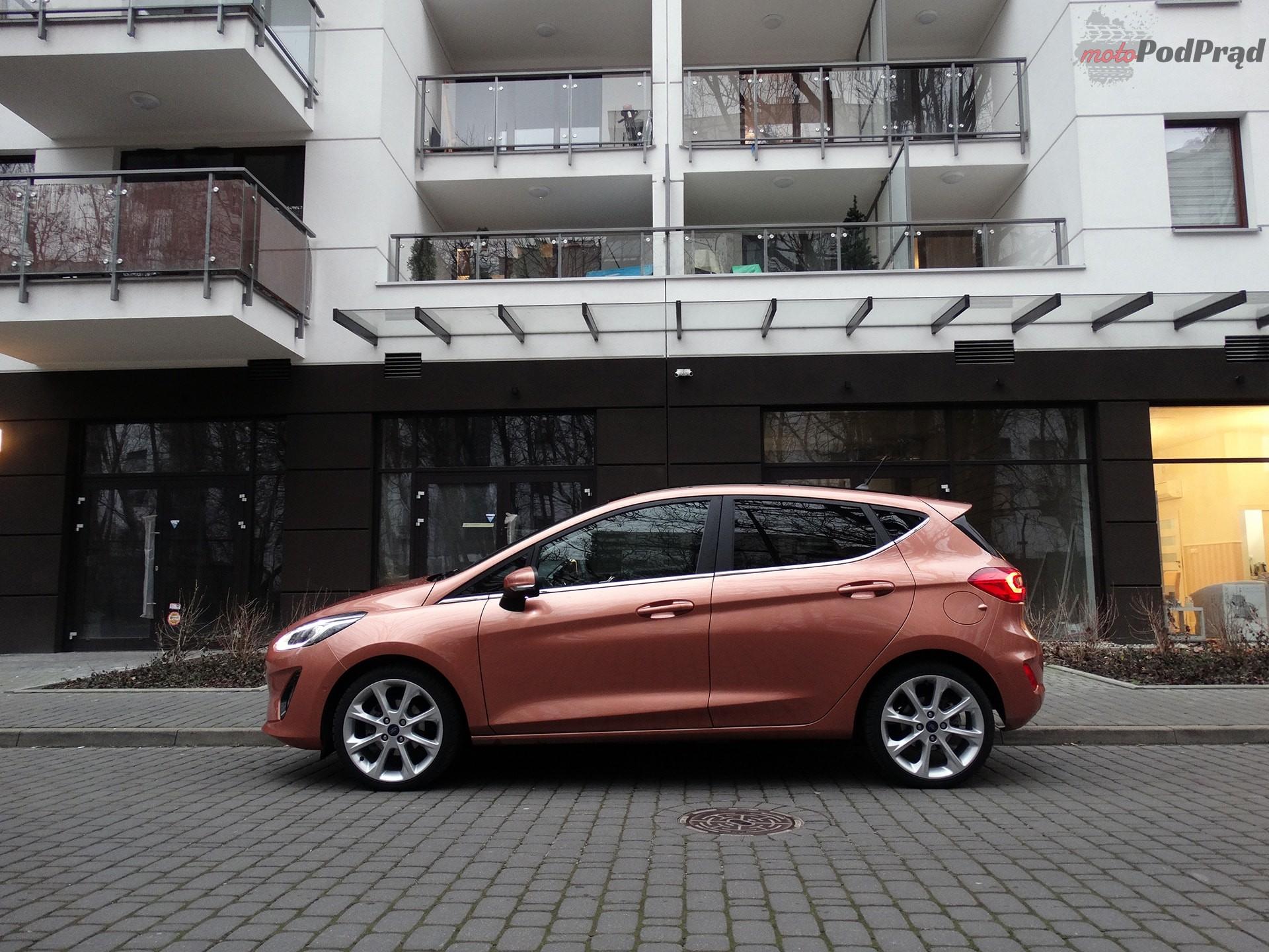 ford fiesta 2 Test: Ford Fiesta Titanium 1.0 EcoBoost 125 KM   ani trochę obiektywnie
