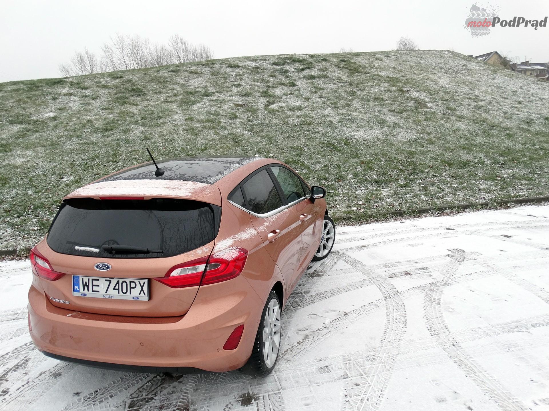 ford fiesta 6 Test: Ford Fiesta Titanium 1.0 EcoBoost 125 KM   ani trochę obiektywnie