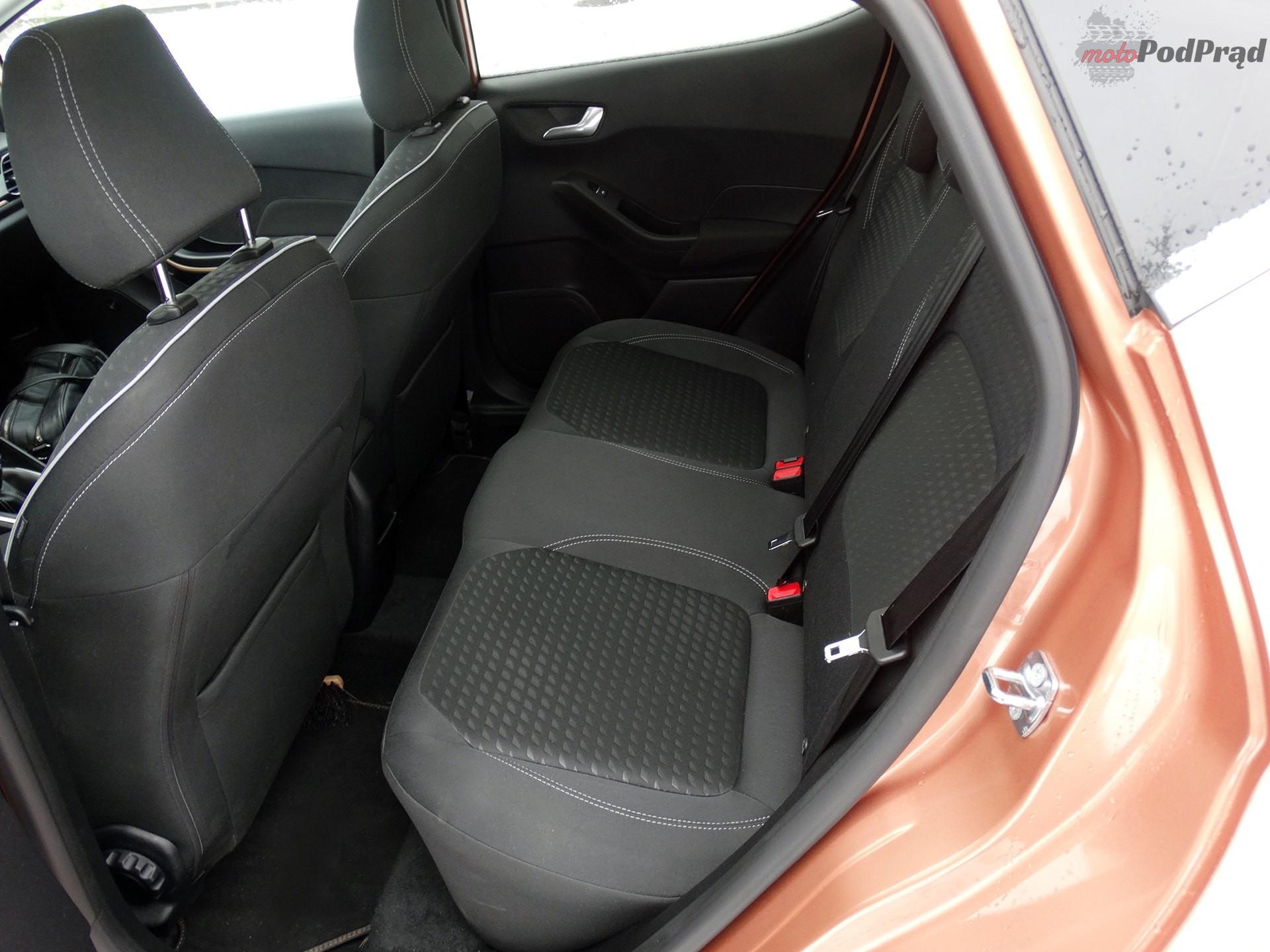 ford fiesta 8 Test: Ford Fiesta Titanium 1.0 EcoBoost 125 KM   ani trochę obiektywnie