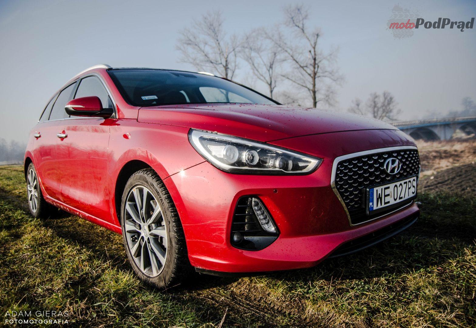 i30 16 Test: Hyundai i30 Wagon 1.4 T GDI 7DCT Premium   dojechał już do peletonu?