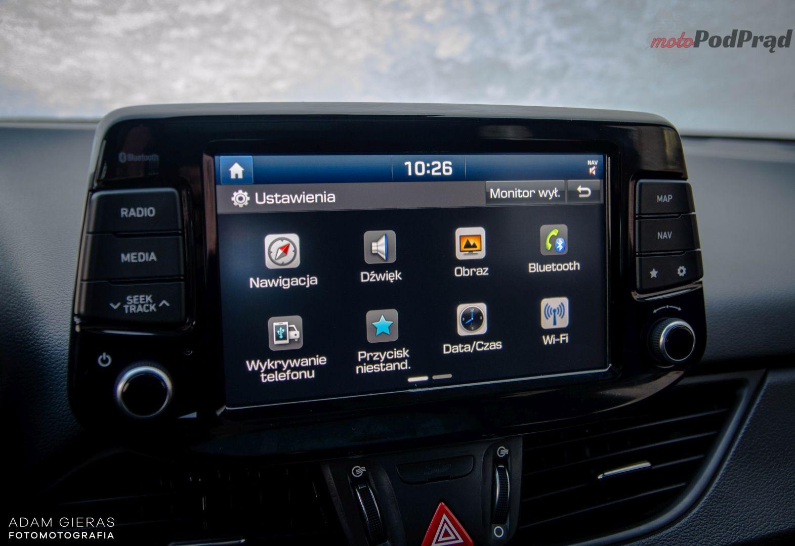 i30 7 Test: Hyundai i30 Wagon 1.4 T GDI 7DCT Premium   dojechał już do peletonu?