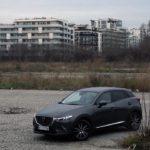 mazda cx 3 1 150x150 Test: Mazda CX 3 2.0 150 KM 4x4   na przekór modzie