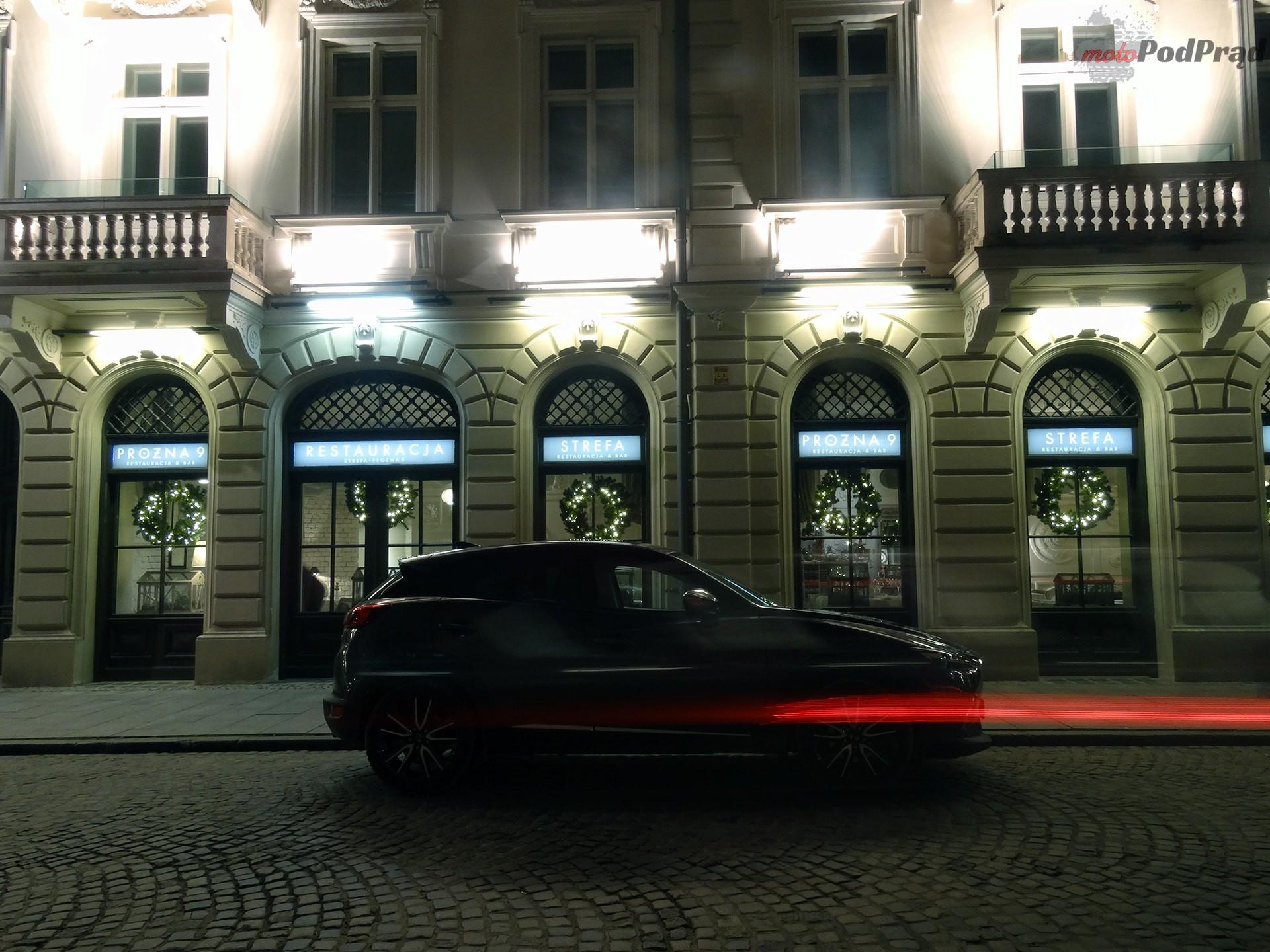 mazda cx 3 10 Test: Mazda CX 3 2.0 150 KM 4x4   na przekór modzie