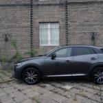 mazda cx 3 4 150x150 Test: Mazda CX 3 2.0 150 KM 4x4   na przekór modzie