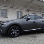 mazda cx 3 5 150x150 Test: Mazda CX 3 2.0 150 KM 4x4   na przekór modzie