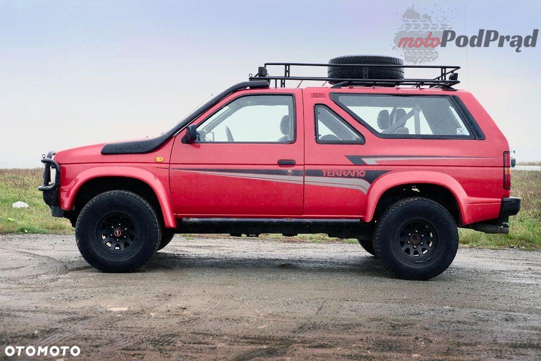 terr 2 Znalezione: Nissan Terrano I. Na wyprrawę!