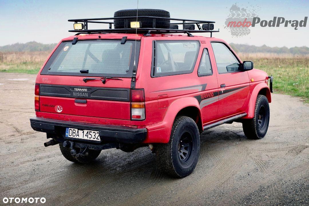 terr 3 Znalezione: Nissan Terrano I. Na wyprrawę!
