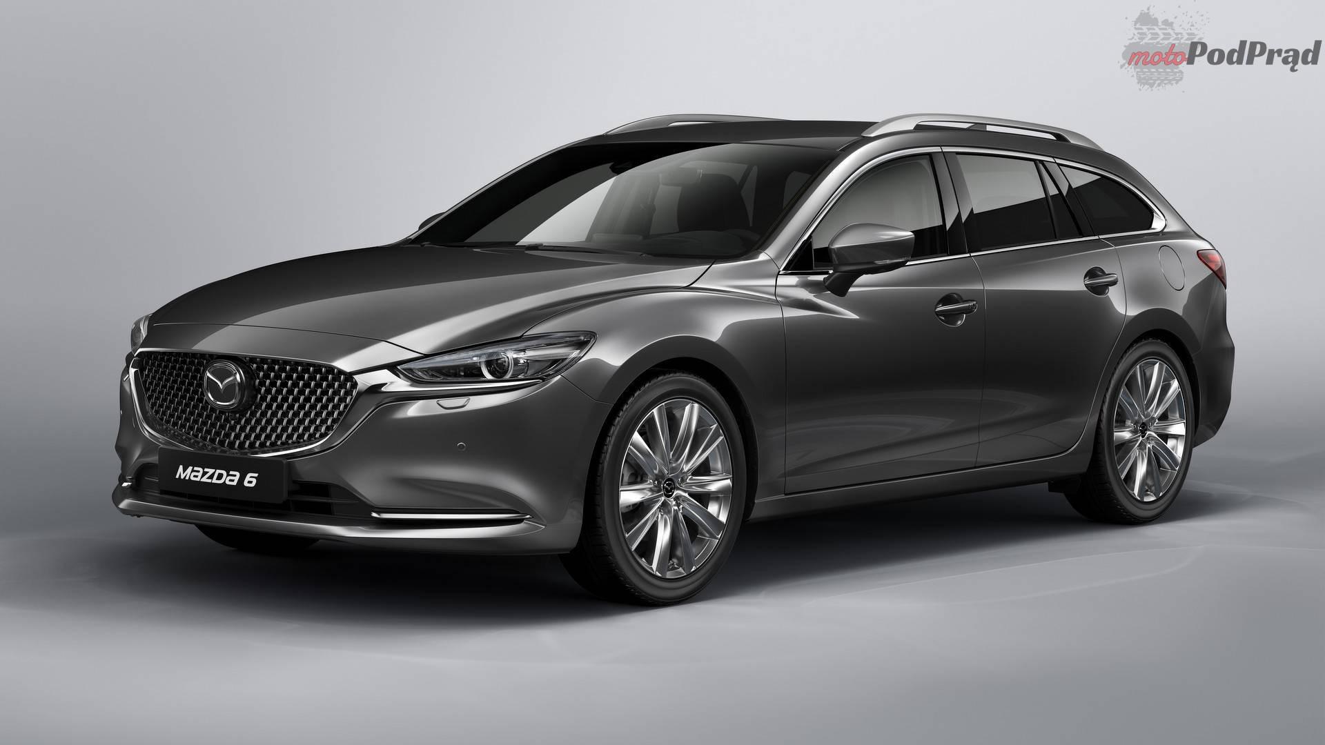 2018 mazda6 wagon euro spec Nowości, teasery i zapowiedzi: Mazda, Hyundai