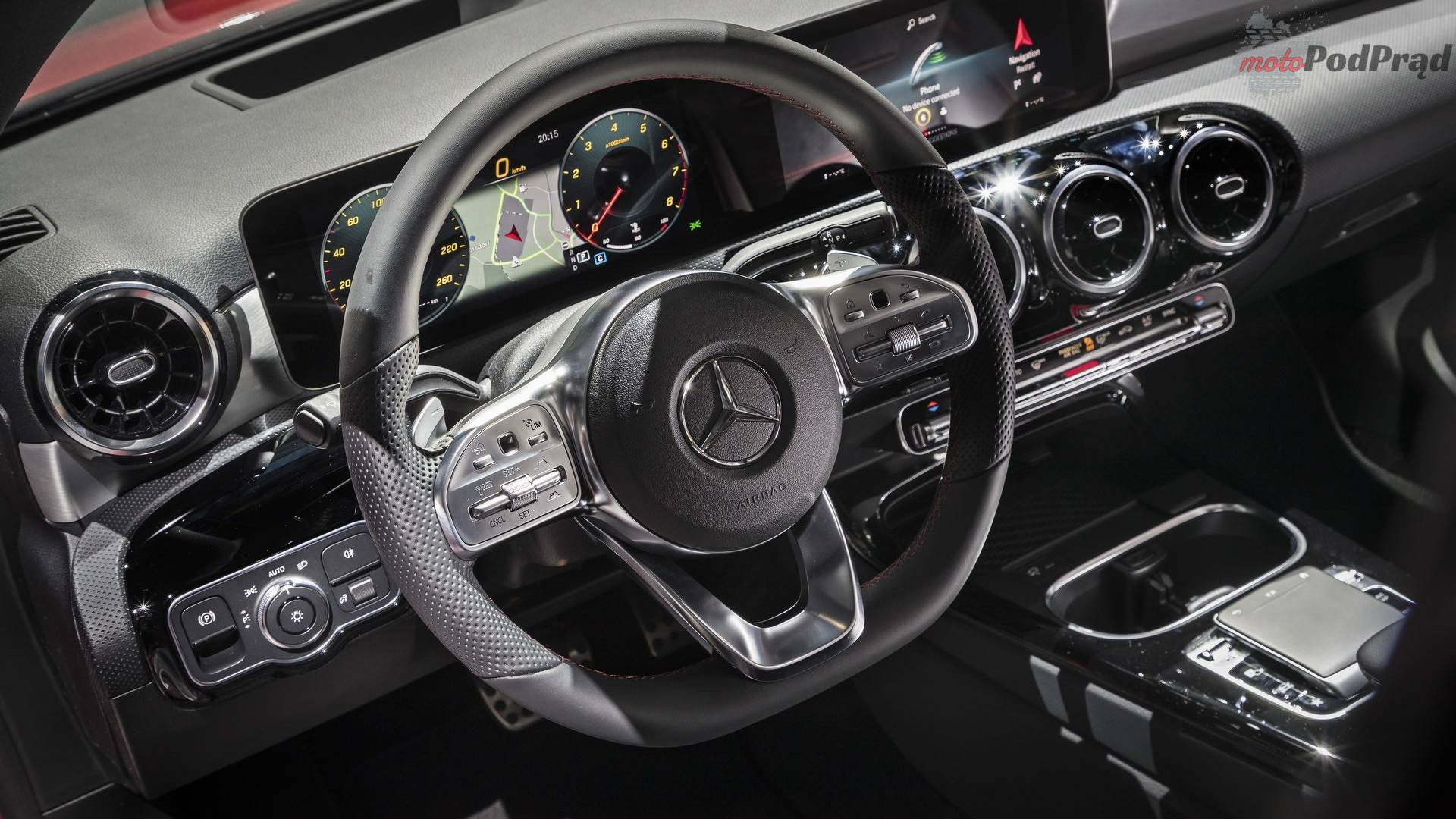 2018 mercedes a class 1 Mercedes klasa A   kompakt high tech