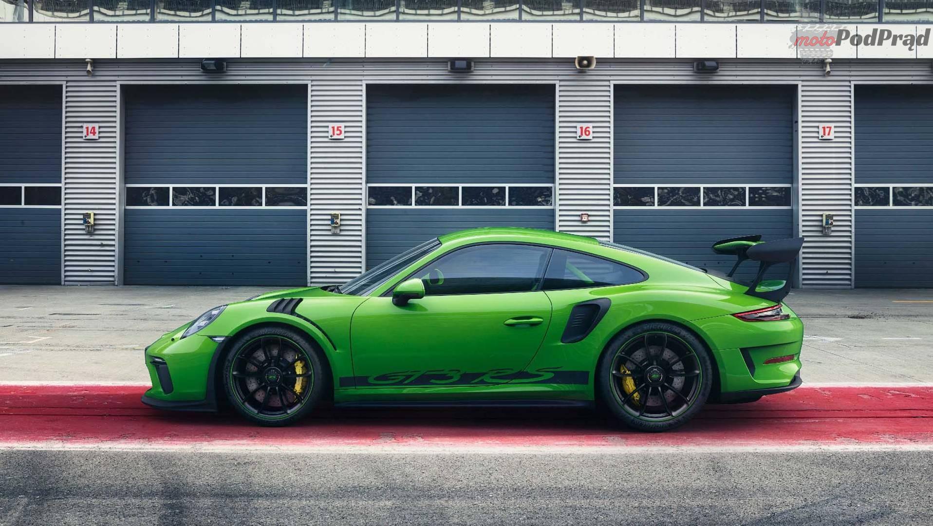 2018 porsche 911 gt3 rs 1 Ferrari 488 Pista vs Porsche 911 GT3 RS   czym na tor?