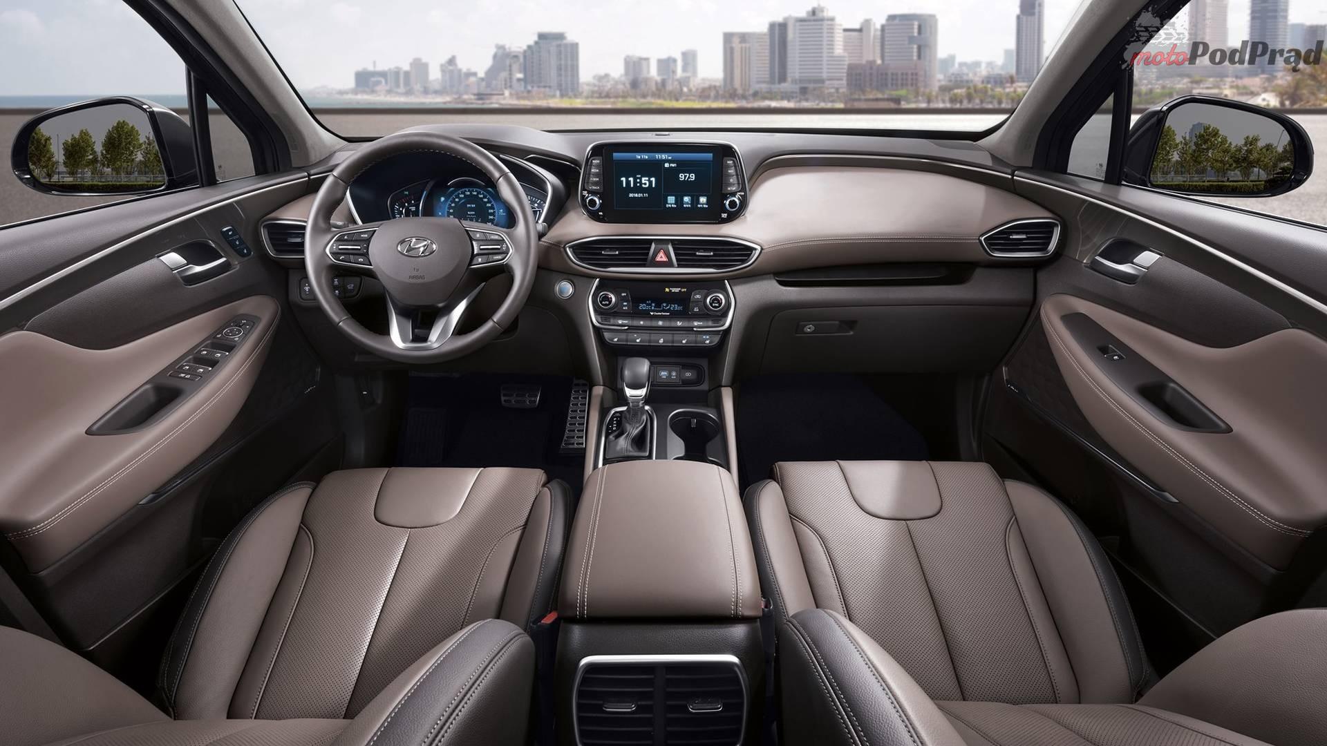2019 hyundai santa fe 1 Nowości, teasery i zapowiedzi: Mazda, Hyundai