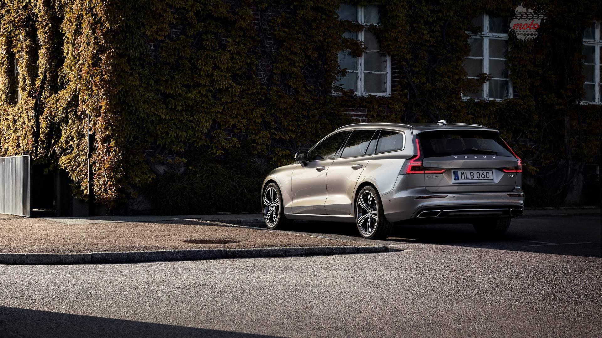 2019 volvo v60 Nowe Volvo V60   sposób na Niemców