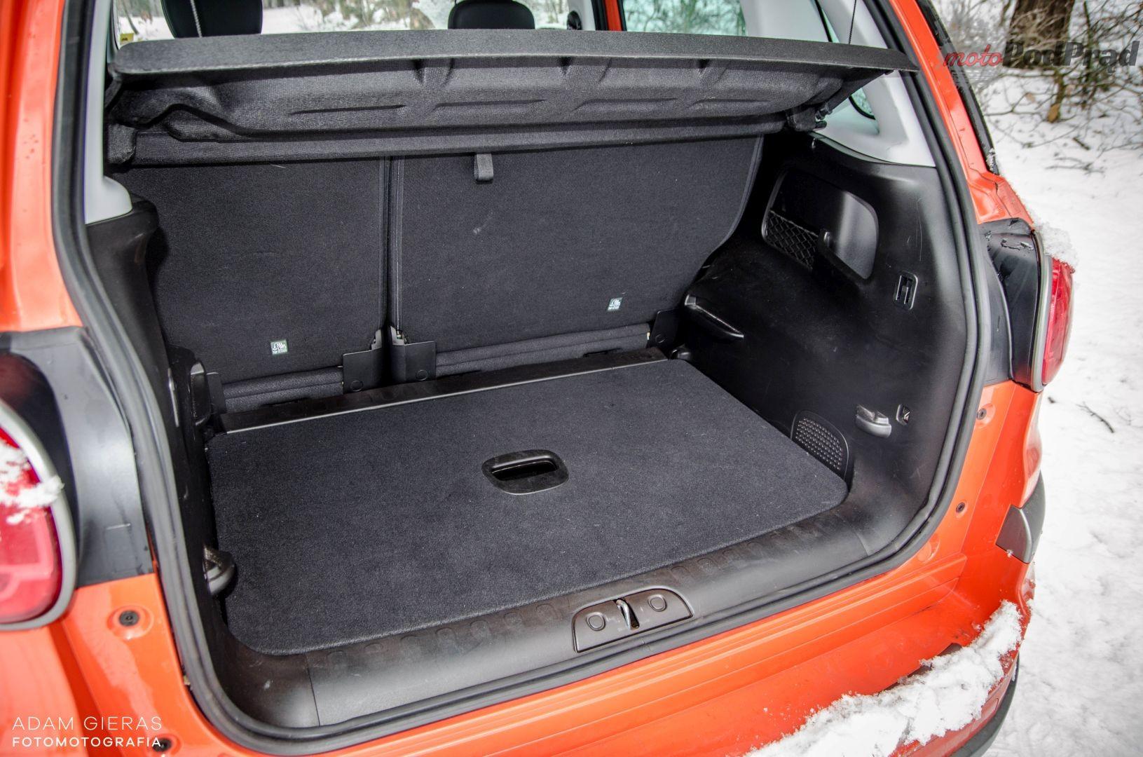 500L TR 16 Test: Fiat 500L Trekking 1.6 MultiJet 120 KM   dobry kompan, choć mało w nim emocji