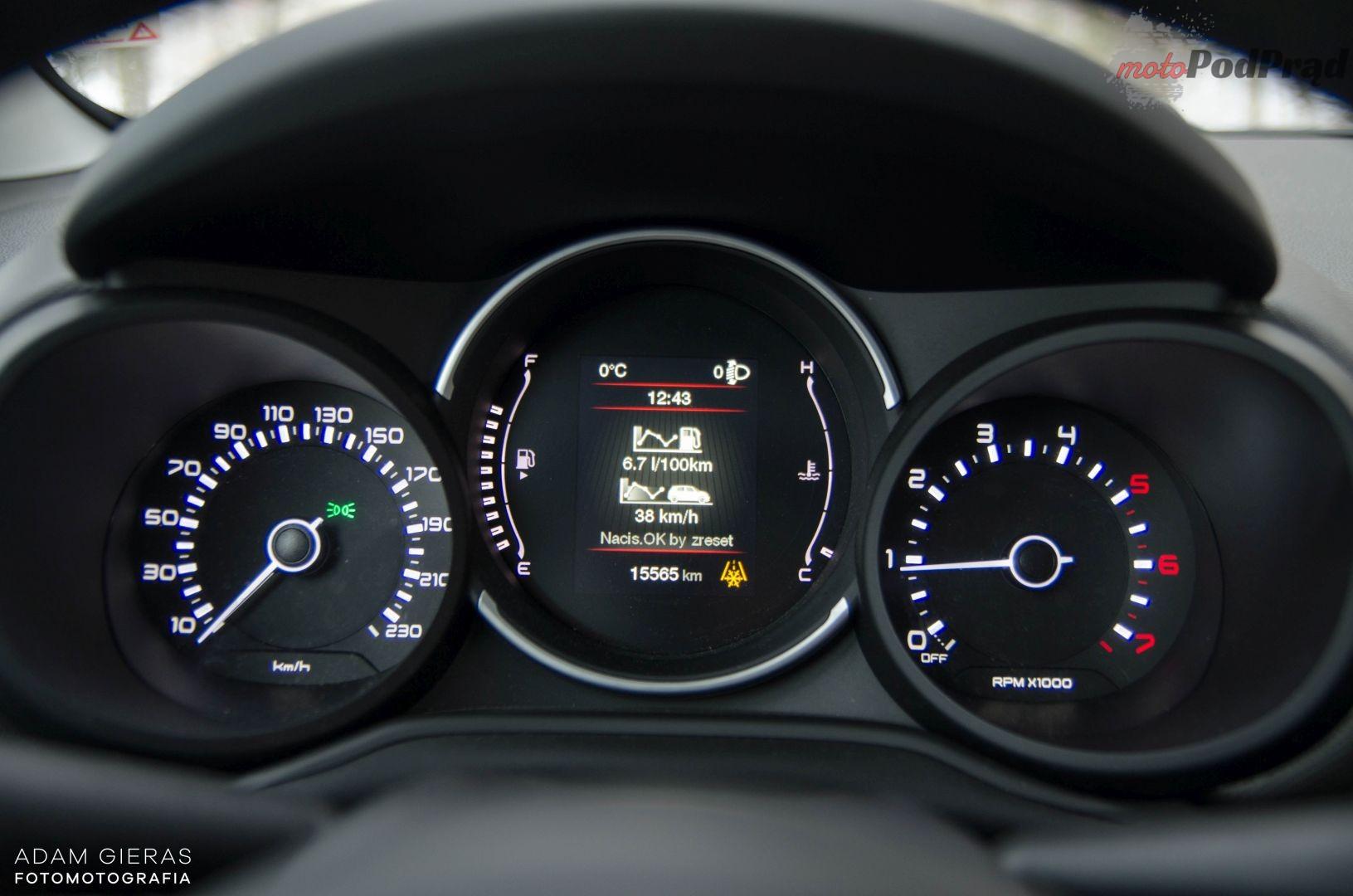 500L TR 27 Test: Fiat 500L Trekking 1.6 MultiJet 120 KM   dobry kompan, choć mało w nim emocji
