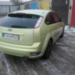 Ford Focus 11 150x150 Test: Ford Focus Mk2 2.0 145 KM   jak limonka