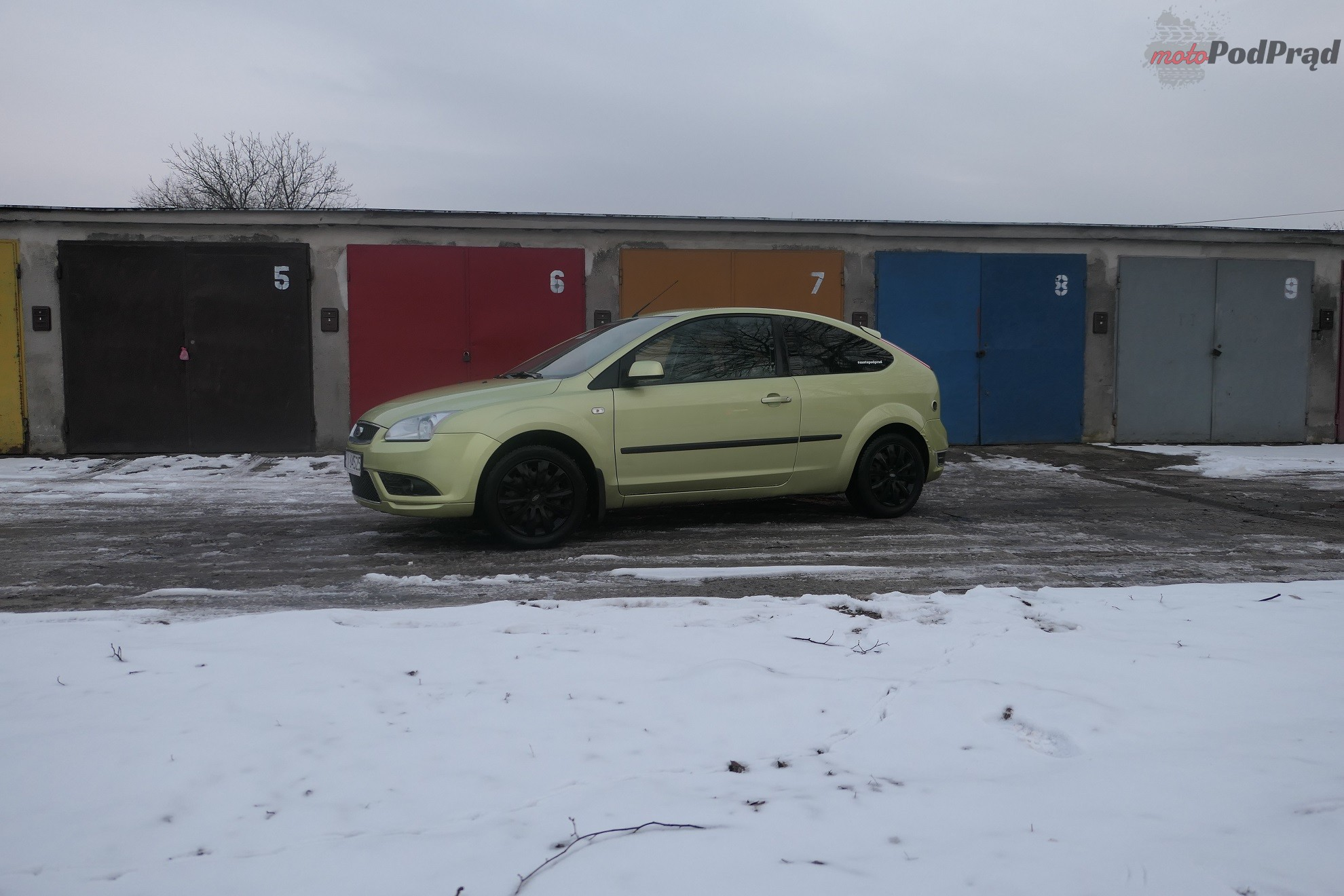 Ford Focus 3 Test: Ford Focus Mk2 2.0 145 KM   jak limonka