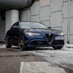 Giulia Veloce 21 150x150 Test: Alfa Romeo Giulia Veloce   w sam raz?