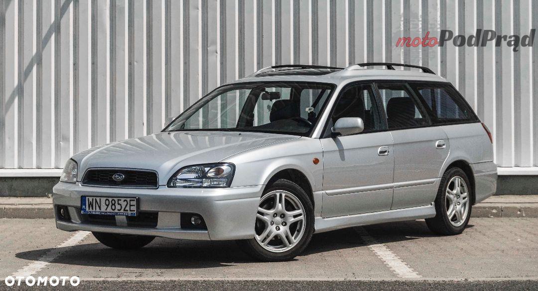 Legacy 1 Znalezione: Subaru Legacy na dwa sposoby