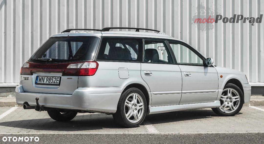 Legacy 2 Znalezione: Subaru Legacy na dwa sposoby