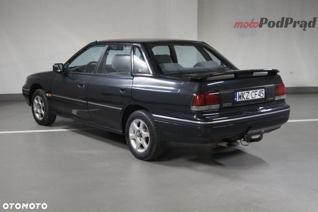 Legacy 3 Znalezione: Subaru Legacy na dwa sposoby