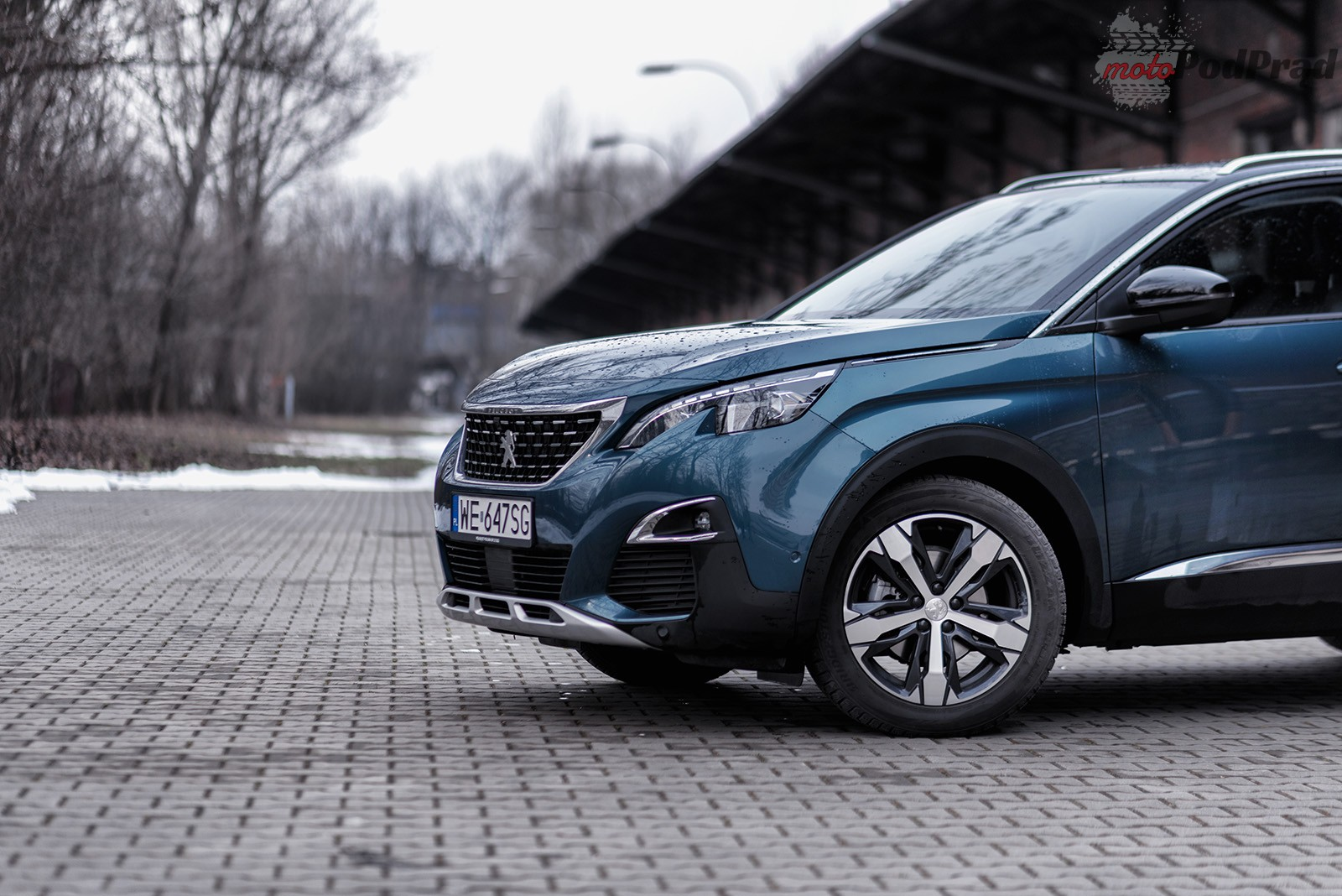 Peugeot 5008 8 Test: Peugeot 5008 2.0 HDI 150 KM   pogłaskać i przytulić