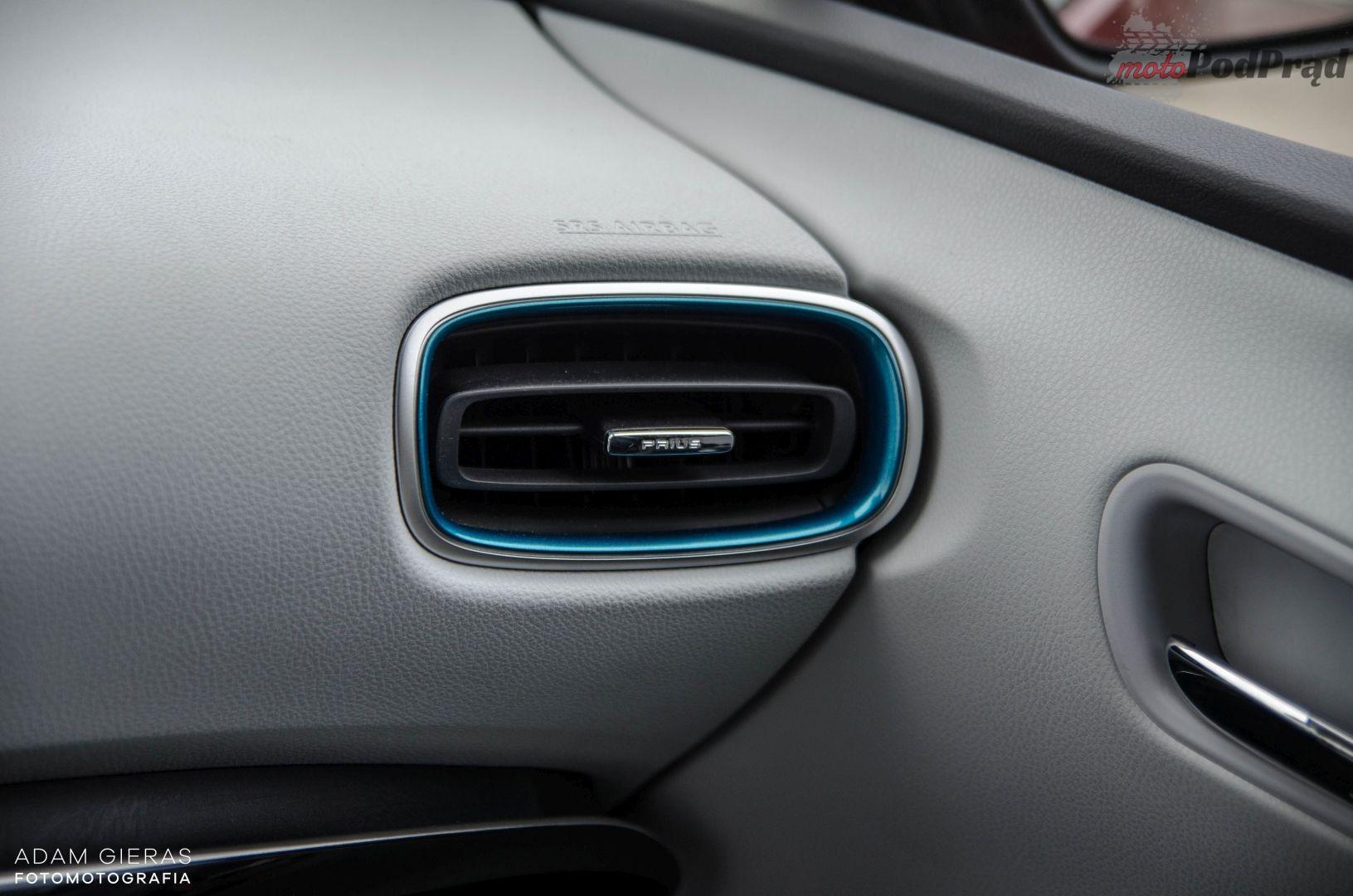 Prius 12 Test: Toyota Prius Prestige   bez wtyczki, ale za to na pełnym wypasie!