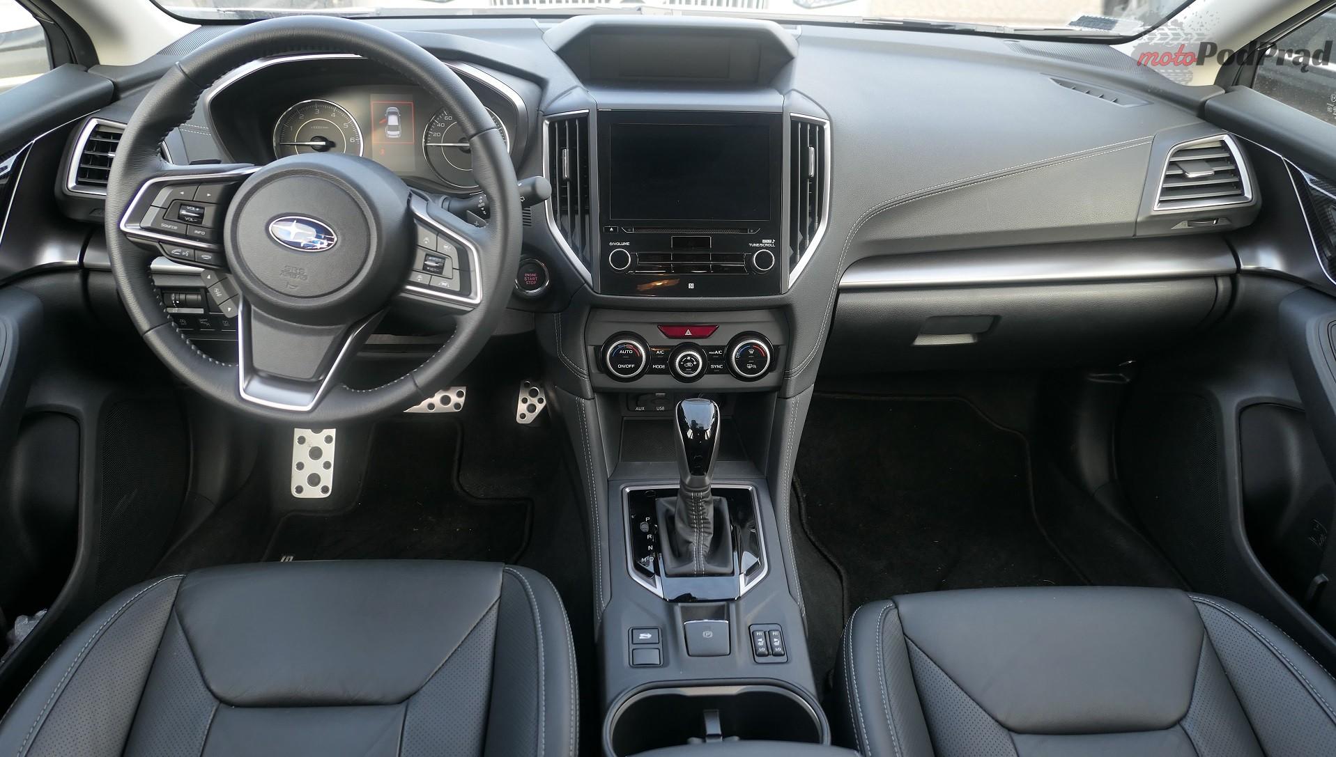 Subaru Impreza 13 Test: Subaru Impreza 2.0 AWD 156 KM   w dobrą stronę