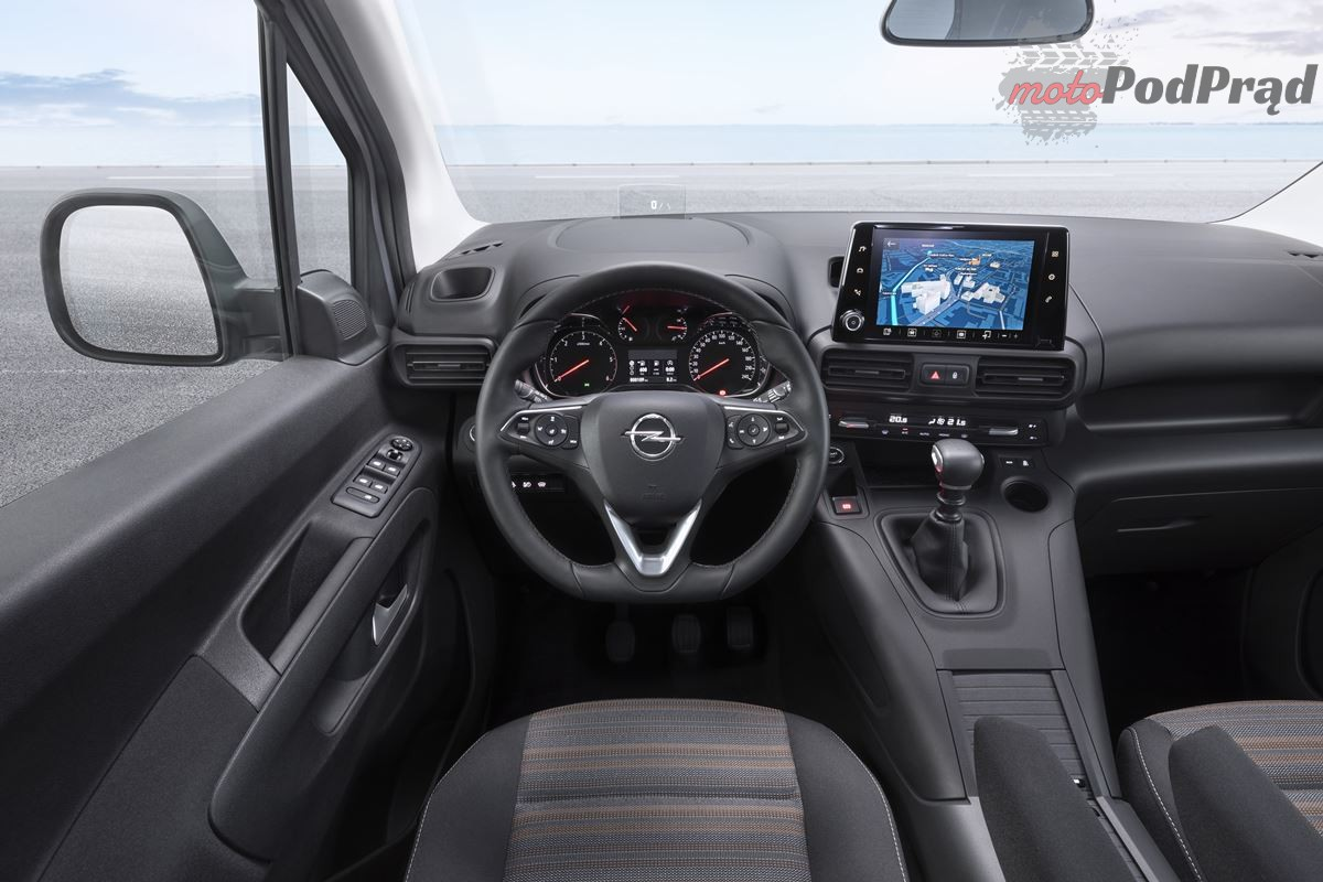 04 Opel 501982 Oglądaliśmy nowego Opla Combo Life z bliska